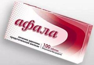 Специалисты отмечают совместимость Афалы с основными медикаментозными средствами для лечения простатита