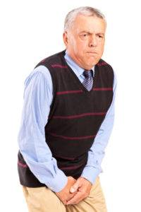 Трудности при мочеиспускании у мужчин - признак простатита