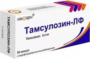 Препарат Тамсулозин-ЛФ
