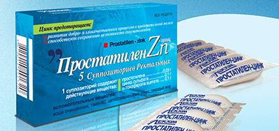 Tabletták a prosztatában