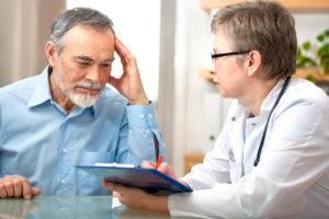 При простатите могут возникнуть признаки общей слабости и снижения работоспособности