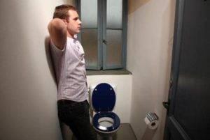 Жжения при мочеиспускании у мужчин