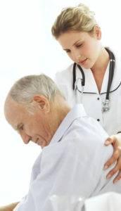 Болезнь Паркинсона и рассеянный склероз также часто сопровождаются нарушением мочеиспускания в виде недержания