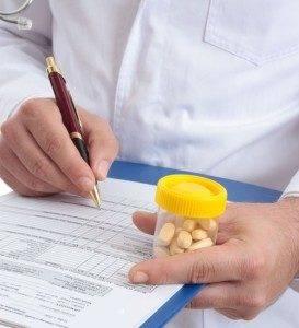 Чаще всего применяются антибиотики широкого спектра действия.