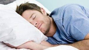 Полноценный отдых и сон по 8 часов