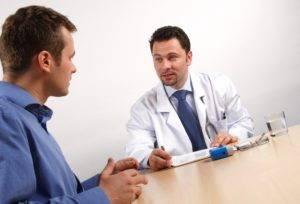 Лечащий врач будет наблюдать состояние пациента и корректировать у мужчин лечение в случае необходимости