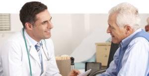 Аденома простаты встречается у мужчин старшего возраста