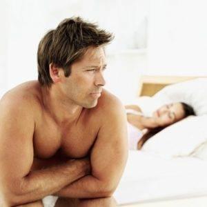 Отсутствие оргазма у мужчин