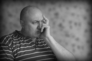 Проблемы интимного характера могут вызвать депрессию у мужчины