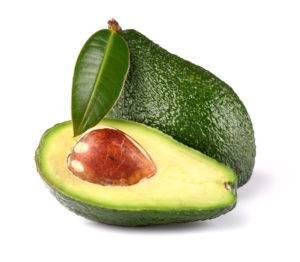 Авокадо — один из натуральных афродизиаков