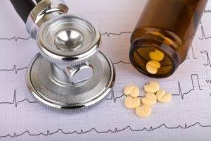 Болезнь сердца — основное противопоказание лекарств для эрекции