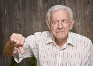 Дисфункция в пожилом возрасте