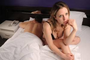 У мужчины отсутствует сексуальное желание