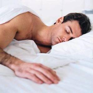 Спасть на удобной постели