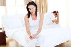 Признаки и симптомы импотенции