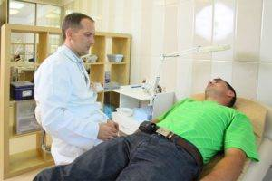 Какой врач лечит варикоцеле