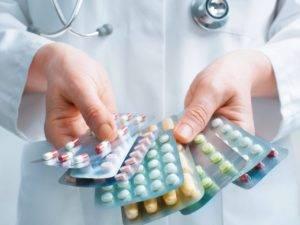 Таблетки от цистита для мужчин