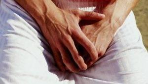 Тянущие боли в яичках у мужчин