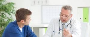 При первых же симптомах баланопостита стоит обратиться к врачу
