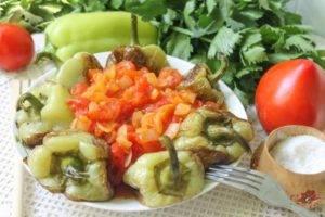 Подливы из овощей
