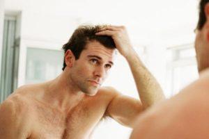 Стимуляция роста волос на голове