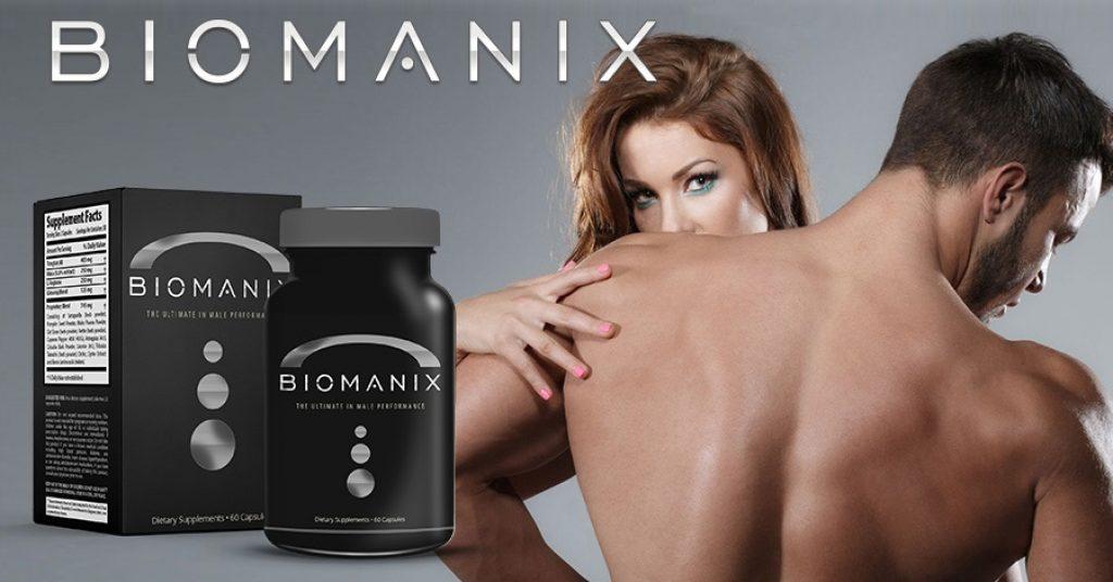 Капсулы для потенции Biomanix